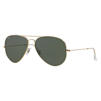 【SALE30%OFF】Aviator RB3025 001/62