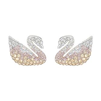 Iconic Swan ピアス グラデーション 5215037