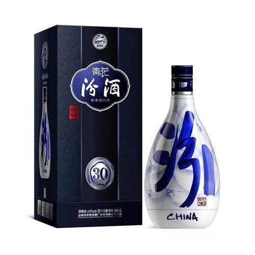 30年陳醸 汾酒48度