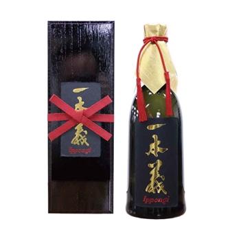 一本義 特醸 純米大吟醸 袋吊り雫酒 720ml