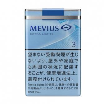 MEVIUS エクストラライト ソフトパック 3mg