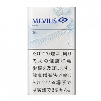 MEVIUS ワン 100's BOX 1mg