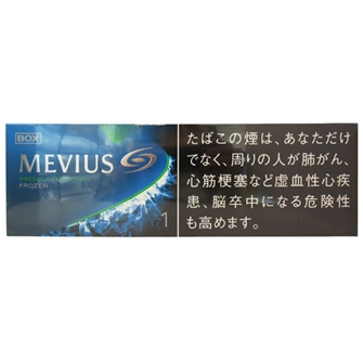 MEVIUS プレミアム メンソール フローズン ワン KS BOX 1mg