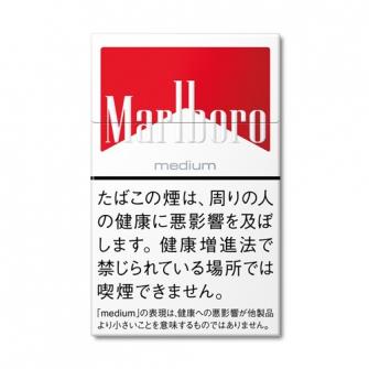 マールボロ ミディアム KS BOX 8mg