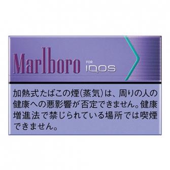 マールボロ IQOS(アイコス)ヒートスティック パープルメンソール