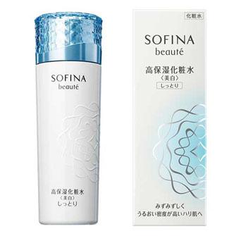 ソフィーナ ボーテ 高保湿化粧水<美白> しっとり 140ml