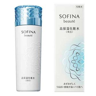 ソフィーナ ボーテ 高保湿化粧水<美白> とてもしっとり 140ml