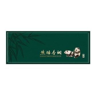 New Green Panda(熊猫香烟)ボックス 12mg