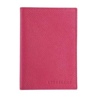 ル フローネ パスポート カバー 3416021018 ピンク