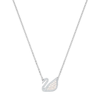 Iconic Swan ネックレス 5450946