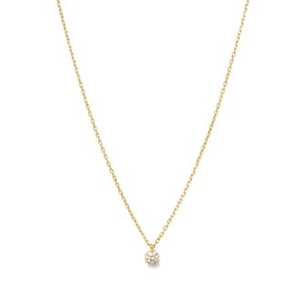 K18 ダイヤモンド ネックレス 10194116015