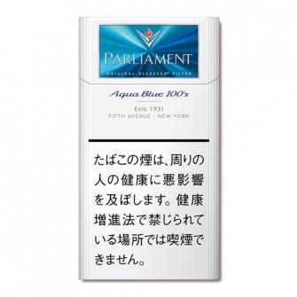 パーラメント アクアブルー 6mg 100s BOX