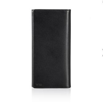 NASSAU ブレスト ポケット ウォレット 126143D ブラック