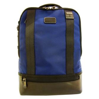 ALPHA BRAVO 「ドーバー」 バックパック 2226821BD2E ブルー 免税店限定色