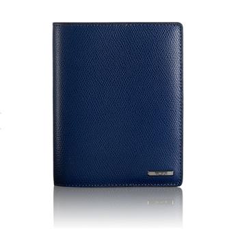 PROVINCE パスポート カバー 118811BL ブルー
