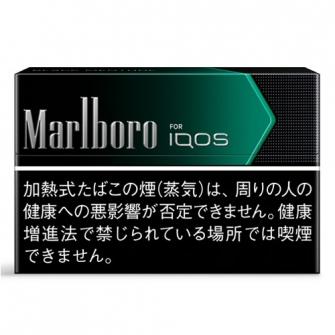 マールボロ IQOS(アイコス)ブラックメンソール ヒートスティック