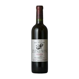 イヅツワイン シルバー メルロー 赤 720ml