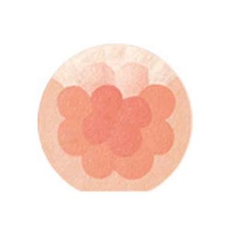 オーブクチュール パフチーク #425 オレンジ