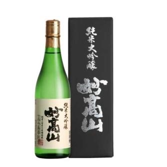 妙高山 純米大吟醸 4合 720ml