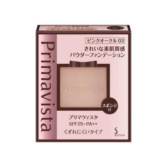 きれいな素肌質感 パウダーファンデーション #PO-03 ピンクオークル