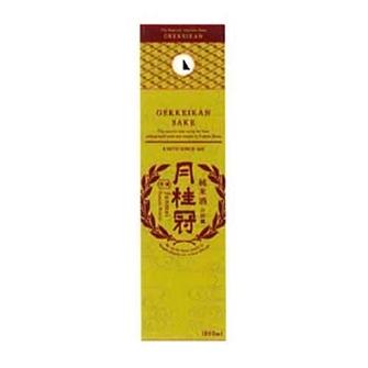 月桂冠 純米酒 一升パック 1800ml