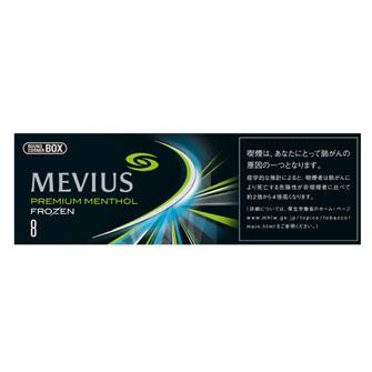 MEVIUS プレミアム メンソール フローズン 8