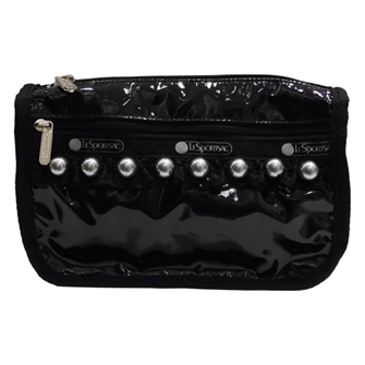 TRAVEL COSMETIC 「BLACK PEARL PATENT」 7315-K564