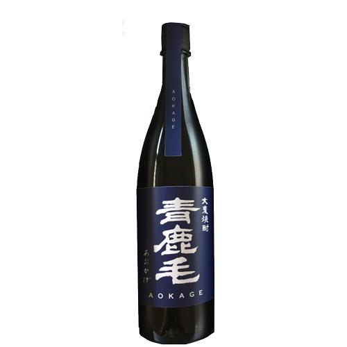 麦焼酎 青鹿毛 (あおかげ) 750ml