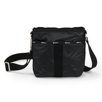 ESSENTIAL CROSS BODY BAG トゥルーブラック C 2276-C074