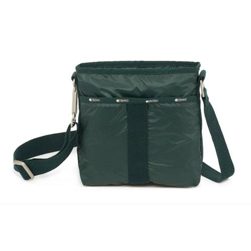 ESSENTIAL CROSS BODY  BAG ディープフォレストC 2276-C186