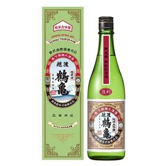 越後鶴亀 純米大吟醸 御成婚記念酒(復刻版) 720ml