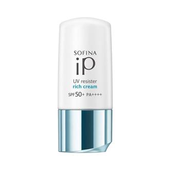 ソフィーナ iP UVレジスト リッチクリーム SPF50+ PA++++ 30g