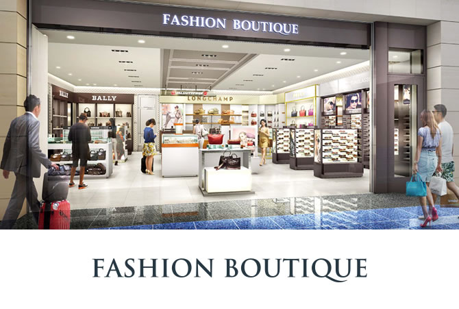 FASHION BOUTIQUE イメージ